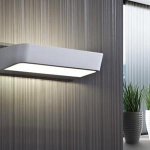 Iluminación Aplique MEGAN LED BLANCO